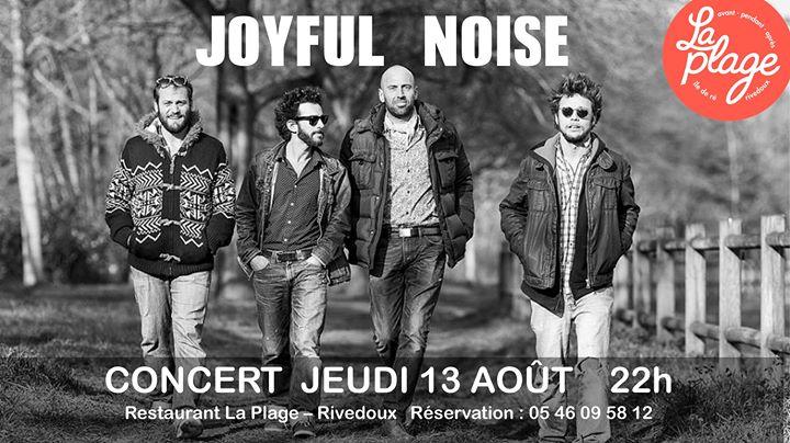 Concert Joyful